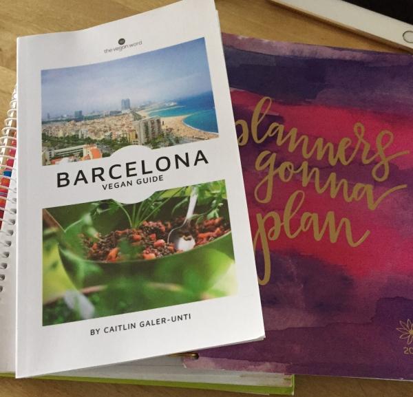 Barcelona Vegan Guide